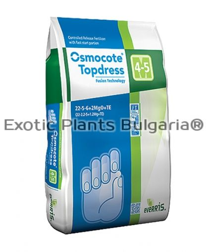 Osmocote Topdress FT 4-5Mth 22+2.2+5+Te